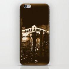 Rialto Nights iPhone & iPod Skin