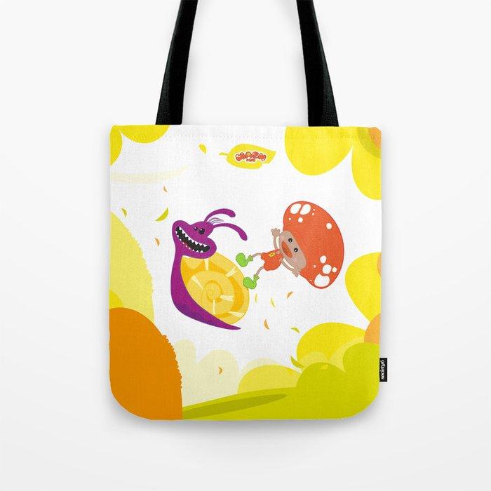 Mash&Co Jumping  Tote Bag