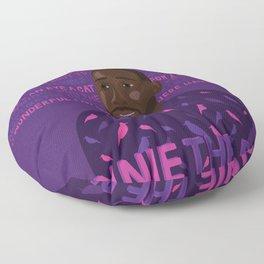 Winston Bishop Floor Pillow