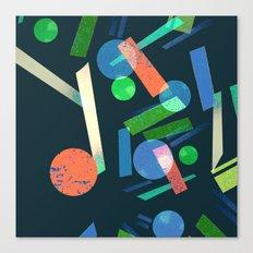 Geometry 3 Canvas Print