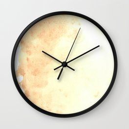 Parchment Wall Clock