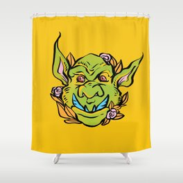 Goblin Shower Curtain
