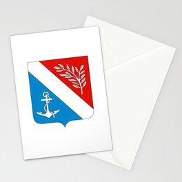 flag of Porsgrunn Stationery Cards