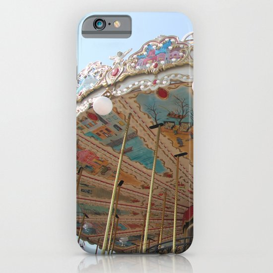 paris carousel iPhone & iPod Case