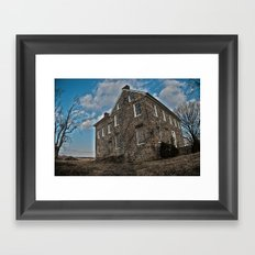Pylesville House Framed Art Print