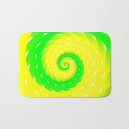 rotation spiral Bath Mat