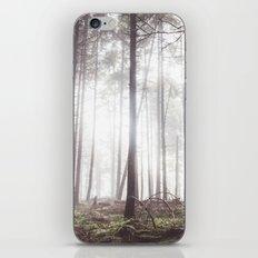 The light of dawn iPhone & iPod Skin