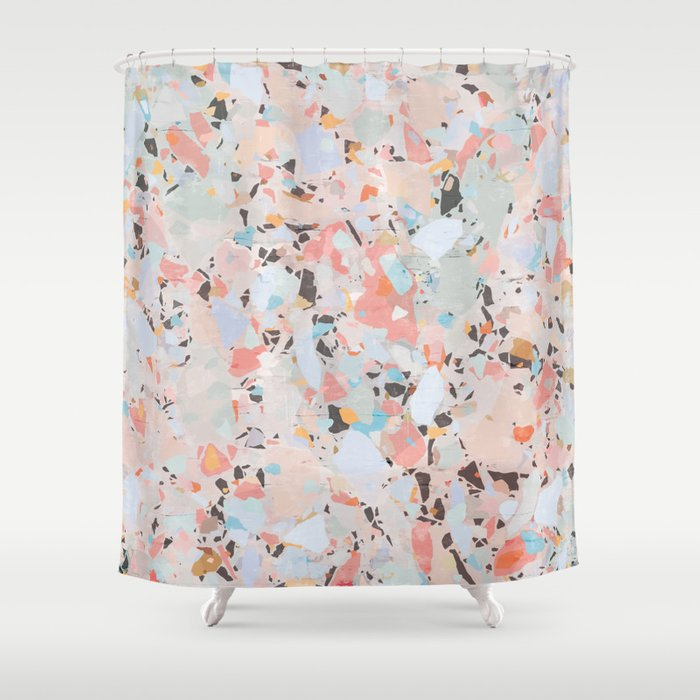 Abstract Chaos I. Shower Curtain