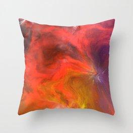 Eros Pool  Throw Pillow