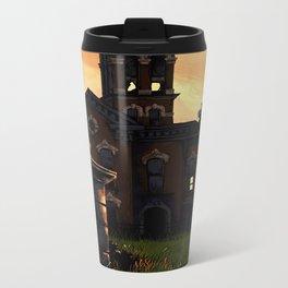 Sauer Castle Metal Travel Mug