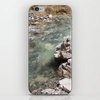 allyson johnson iPhone & iPod Skins featuring Johnson Canyon rocks by RMK Creative