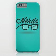 Get your nerd on Slim Case iPhone 6s