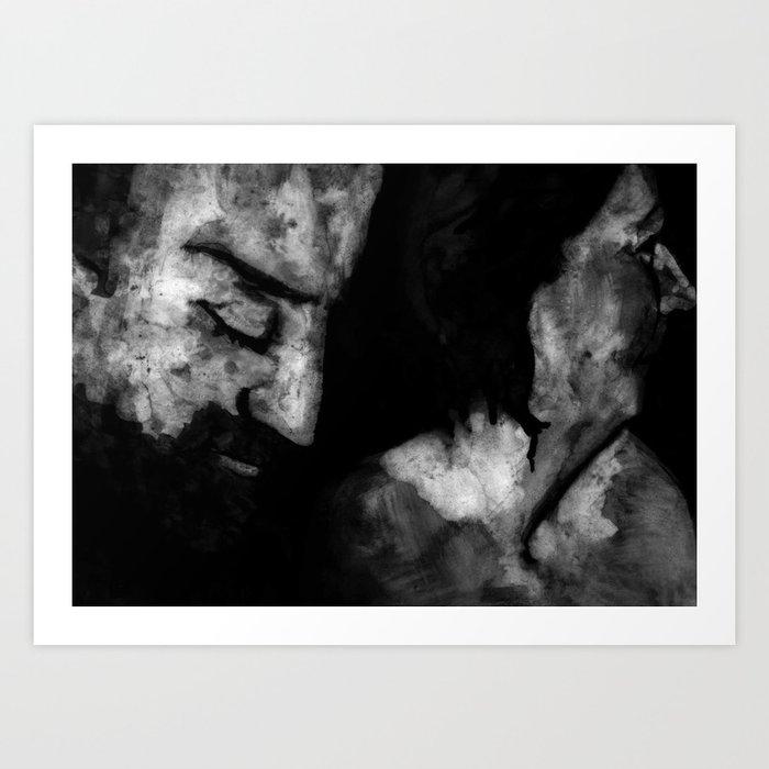 Le pot de départ 11 Art Print