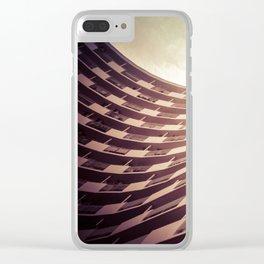 Undulating Clear iPhone Case