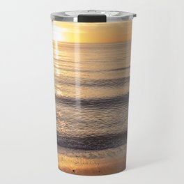 Sunset Solitude Travel Mug