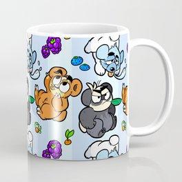 Bear Trio Coffee Mug