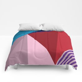 Abstract Modernist Comforters