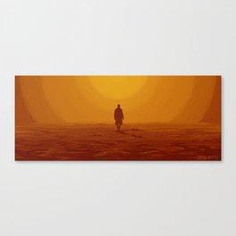 Blade Runner Canvas Print