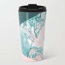 Marble Colors Travel Mug