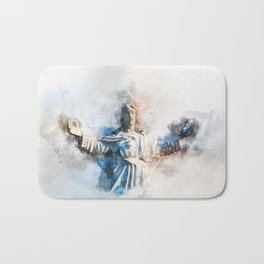 Religion Bath Mat