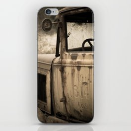 Days Gone By iPhone Skin