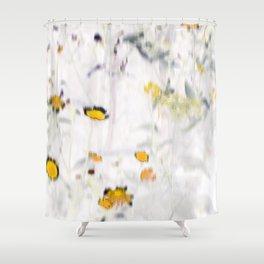 Wild Flowers III Shower Curtain