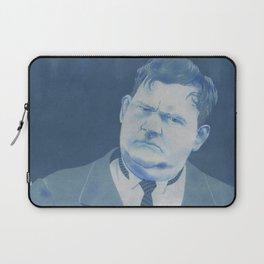 Oliver Hardy Laptop Sleeve