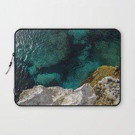 Cyprus Sea III Laptop Sleeve