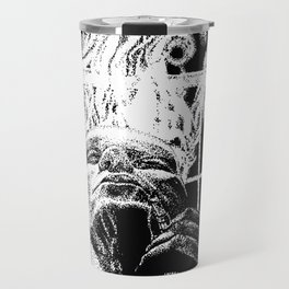 Ink and smoke Travel Mug