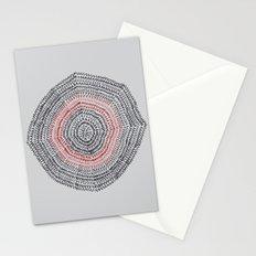 Vacancy Zine Mandala I A Stationery Cards