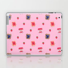 Breakfast Is Jammin' pattern Laptop & iPad Skin