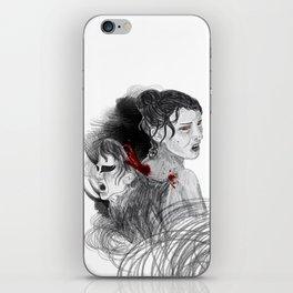 Black Swan II iPhone Skin