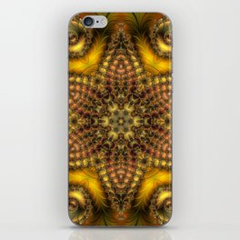 Withering of leaves iPhone Skin