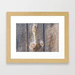 Barn G Framed Art Print