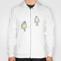 Birds and Bees Hoody