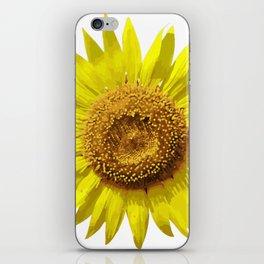 Sunflower Blossom iPhone Skin