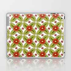 Guild of flowers and leaves! Laptop & iPad Skin