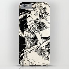 Moon princess Serenity -  Sailor Moon  iPhone Case