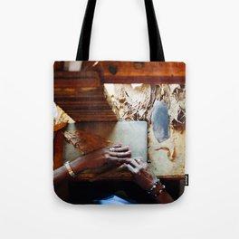 Hecho A Mano Tote Bag
