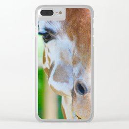 One Year Older, One Year Taller Clear iPhone Case