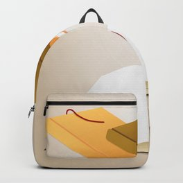 Book collection Backpack
