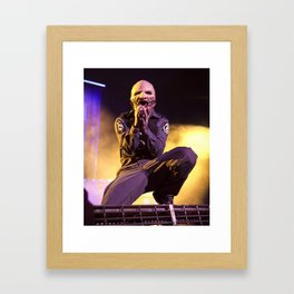 Live Shot  Framed Art Print