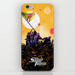 Starship Troopers iPhone Skin