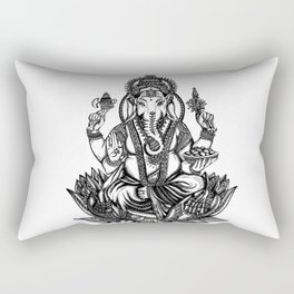 Ganesh Rectangular Pillow