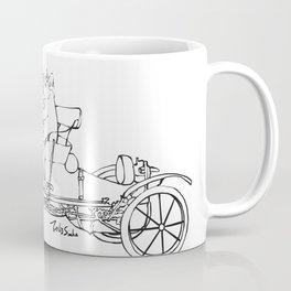 Astronomy Cat Coffee Mug