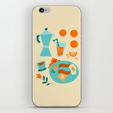 Most Important Meal iPhone & iPod Skin