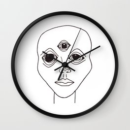 CONSTANT DEEP THOUGHT 2.0 Wall Clock