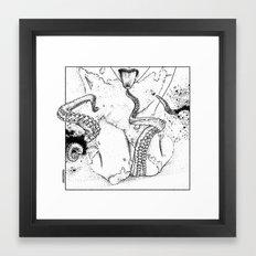 asc 621 - Le dieu domestique II (Smart assists) Framed Art Print