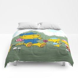 Ferald's Little Cousins Comforters