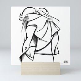 love is... Mini Art Print